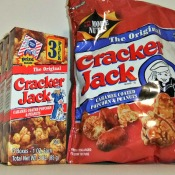 Cracker Jack Popcorn Review and Taste Test