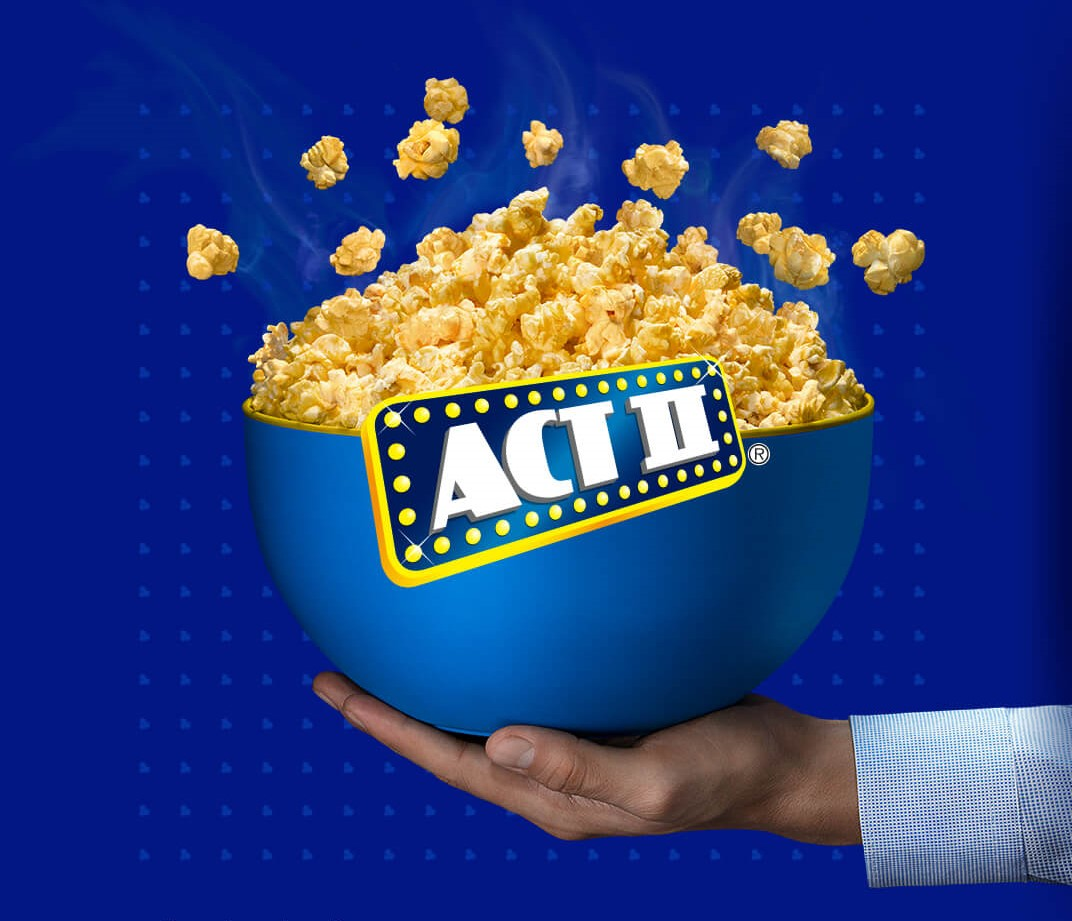 Act II microwave popcorn review