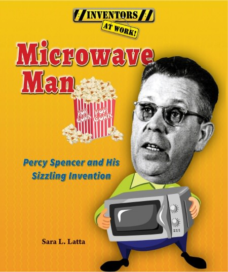 Percy Spencer Microwave Popcorn Inventor